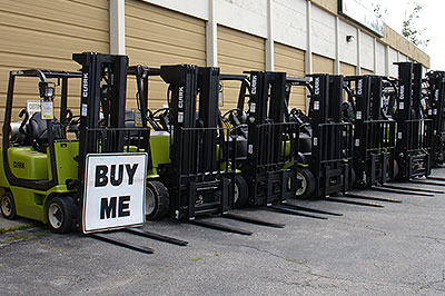 used_forklifts