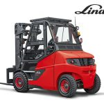 Linde electric forklift series 1279