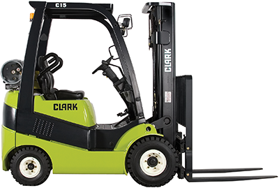 Clark_C15_forklift_IC_pneumatic tires_LPG_diesel_3,000-4,000lbs_clipped