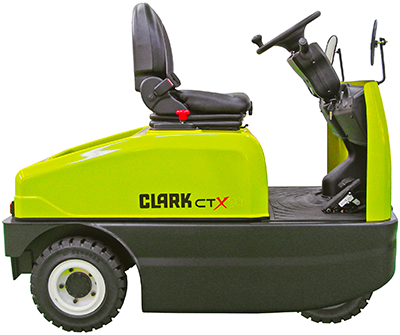 Clark_tow_tractor_CTX40/70_AC Electric_48 Volt_solid pneumatic tires_8,800-15,400lbs_clipped