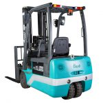 Baoli 3-wheel electric forklift