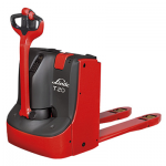 Linde_electric_walkie_pallet_truck_4,400lbs.